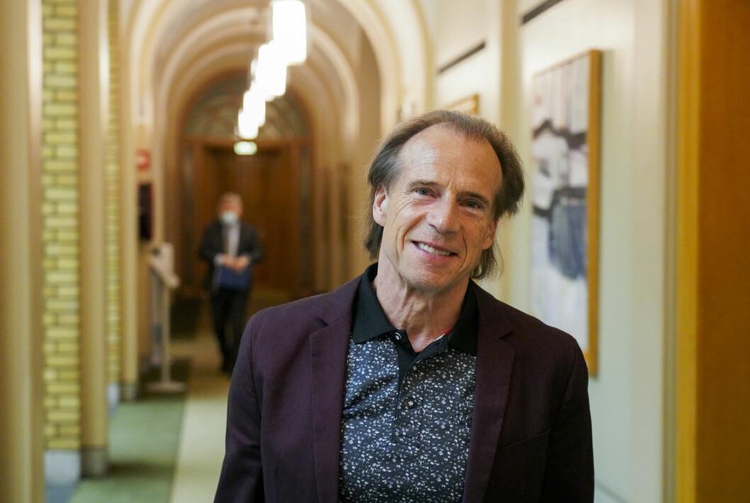 Jan Bøhler (Sp) skulle helst sett at NRK hadde flyttet til Grorud.