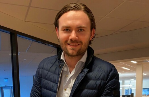 Henrik Buberget Holter er ny frontsjef i Dagbladet Pluss