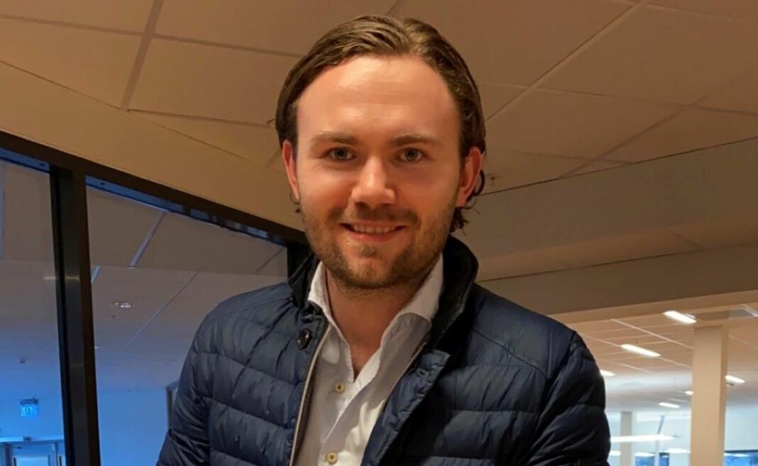 - Jeg gleder meg veldig til å bli en del av en framoverlent og ambisiøs redaksjon, sier Henrik Buberget Holter.