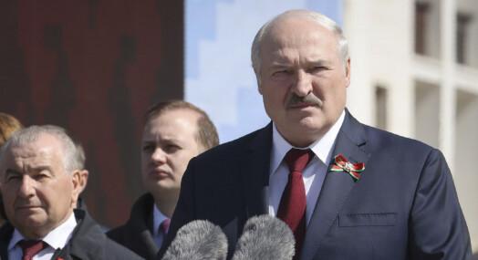 EU fordømmer stenging av hviterussisk nettavis