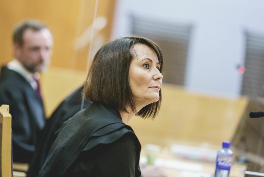 Partene har valgt å redusere antall vitner i rettssaken mellom Line Andersen og NRK.