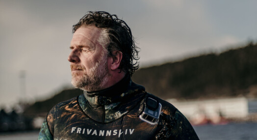 Én teknikk hjelper Aleksander Nordahl, på jobb i Syria eller under vann i Oslofjorden