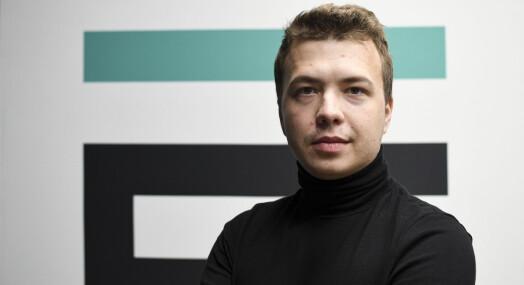 Protasevitsj «tilstår» i video vist på hviterussisk TV