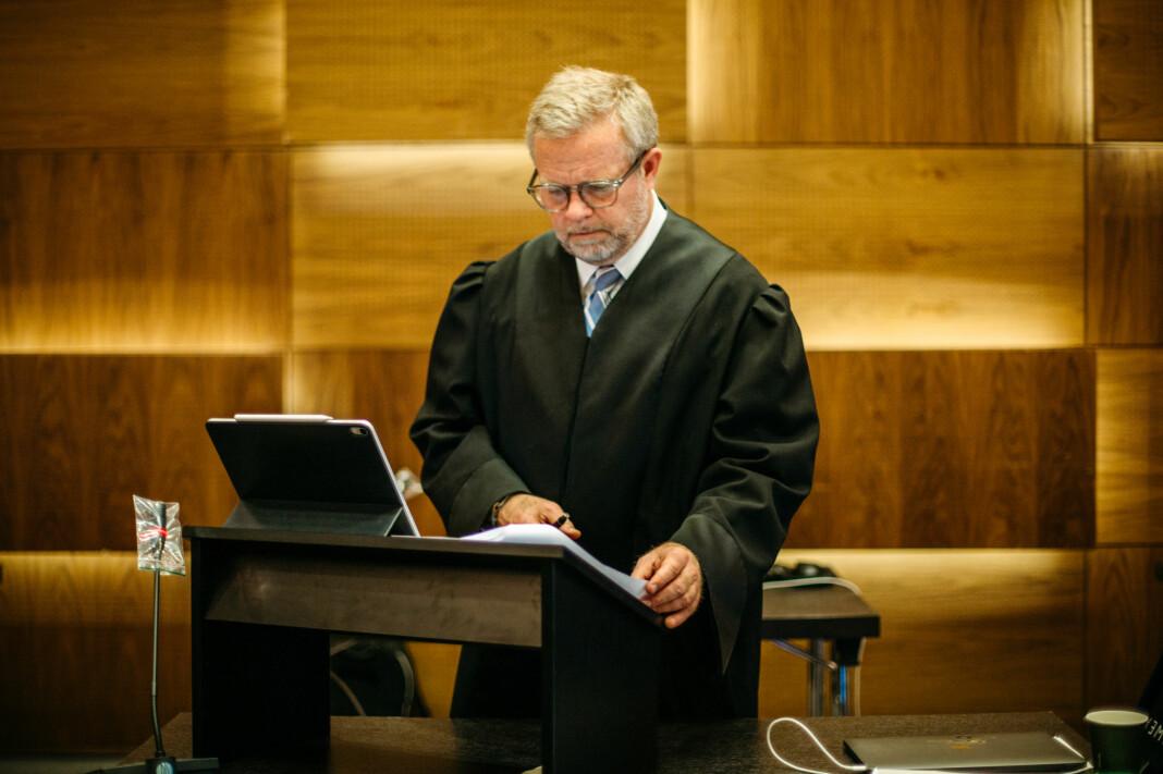 Jon Wessel-Aas førte saken i retten for Dagbladet, redaktør Alexandra Beverfjord og journalisten bak saken.