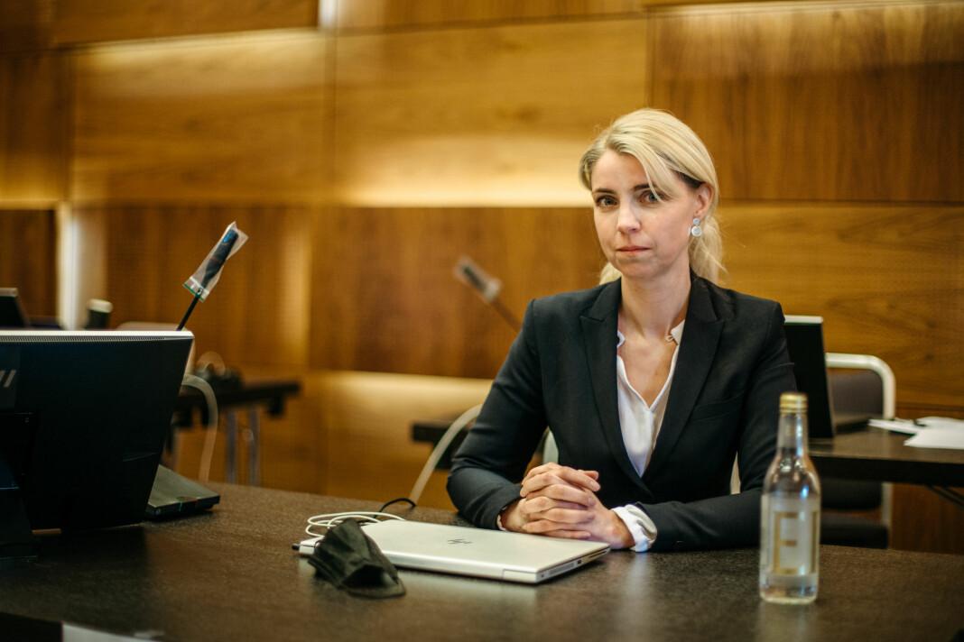 Dagbladet-sjef Alexandra Beverfjord er saksøkt part i ærekrenkelsessak som kan havne i Høyesterett.