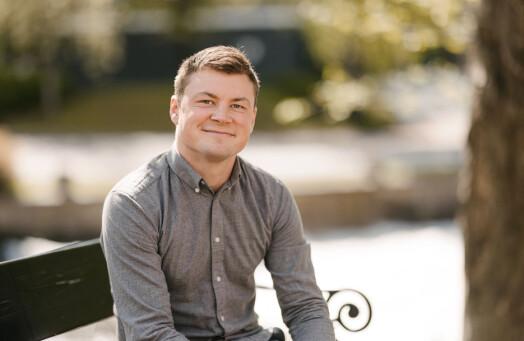 Jostein Larsen Østring blir nyhetsdirektør i Amedia