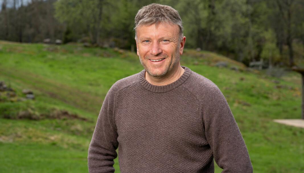 Vebjørn Selbekk blir realitykjendis i 2022.
