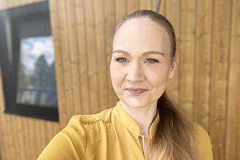Mathilde Lea er ansatt som journalist i Dagbladet