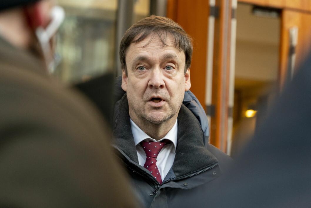 Advokaten John Christian Elden representerer gruppen med norske jøder som krever at Israel-tiraden får konsekvenser.