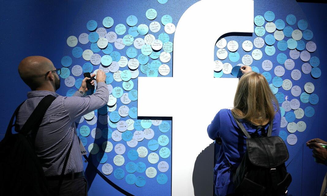 EU åpner monopolsak mot Facebook