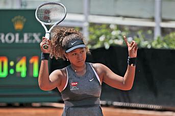 Tennisstjerne boikotter pressen