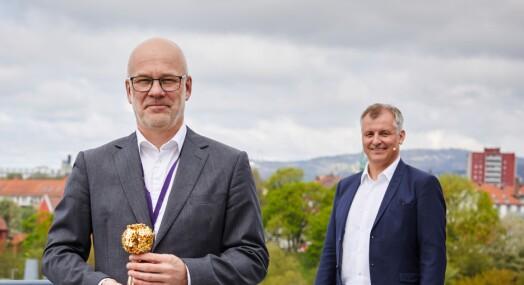 Kåring: NRK landets mest populære arbeidsplass
