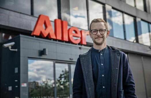 Tellef Dahll blir programsjef i Aller Media