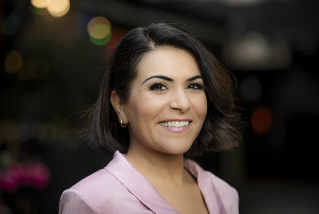 – Det jeg brenner mest for er å kunne formidle og forklare kompliserte temaer på en enkel og forståelig måte, sier Rima Iraki.