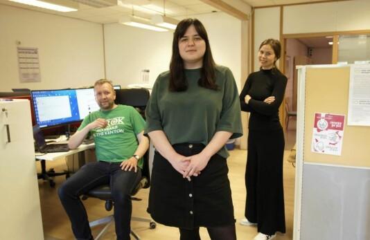 Marit Folkedal Lussand er ny debattansvarleg i Hordaland