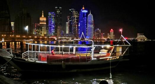Krever at Qatar slipper fri blogger