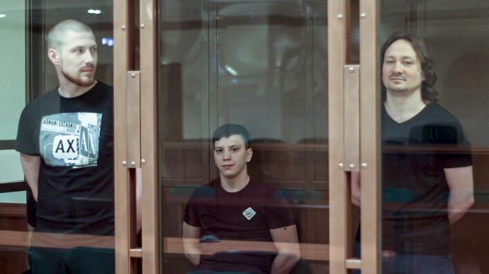 Russiske politibetjenter fengselsdømt for å ha plantet narkotika på gravejournalist