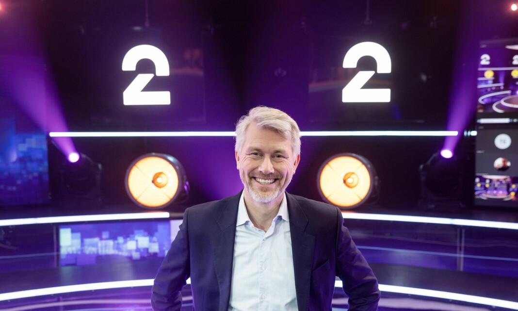 TV 2 iført ny drakt