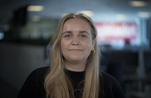 Mina Ridder-Nielsen Janssen blir ny vaktsjef i Dagbladet TV