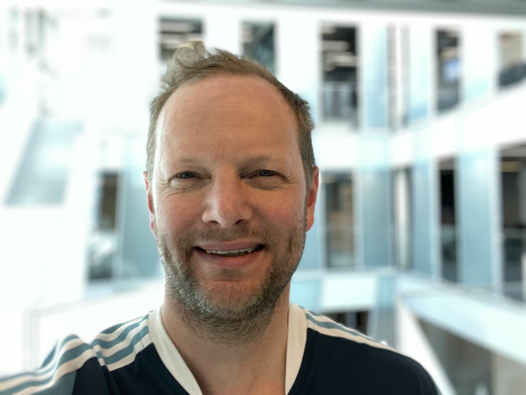 Fredrik Drevon har i mange år vært Tyrkia-kommentator på TV 2 Nyhetskanalen.