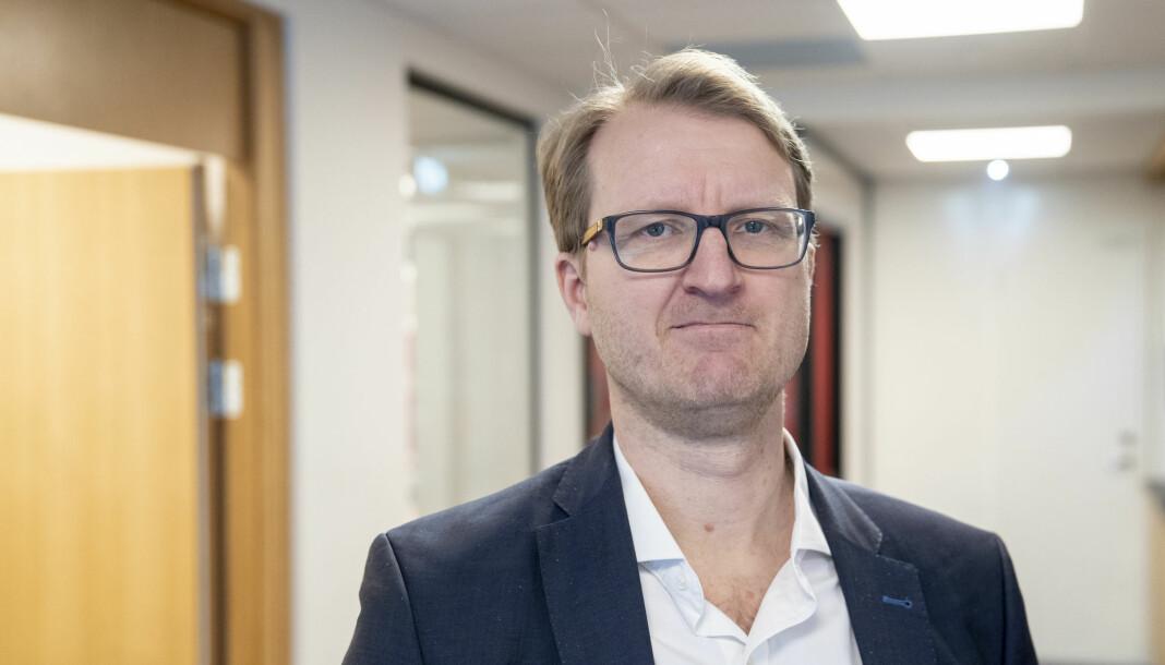 Håkon Brækhus er bistandsadvokat for foreldrene til ofrene i Baneheia-saken.
