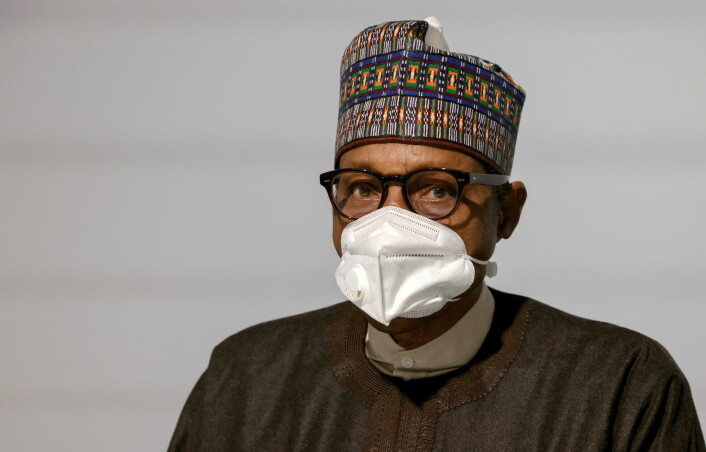 Nigeria reagerer mot Twitter