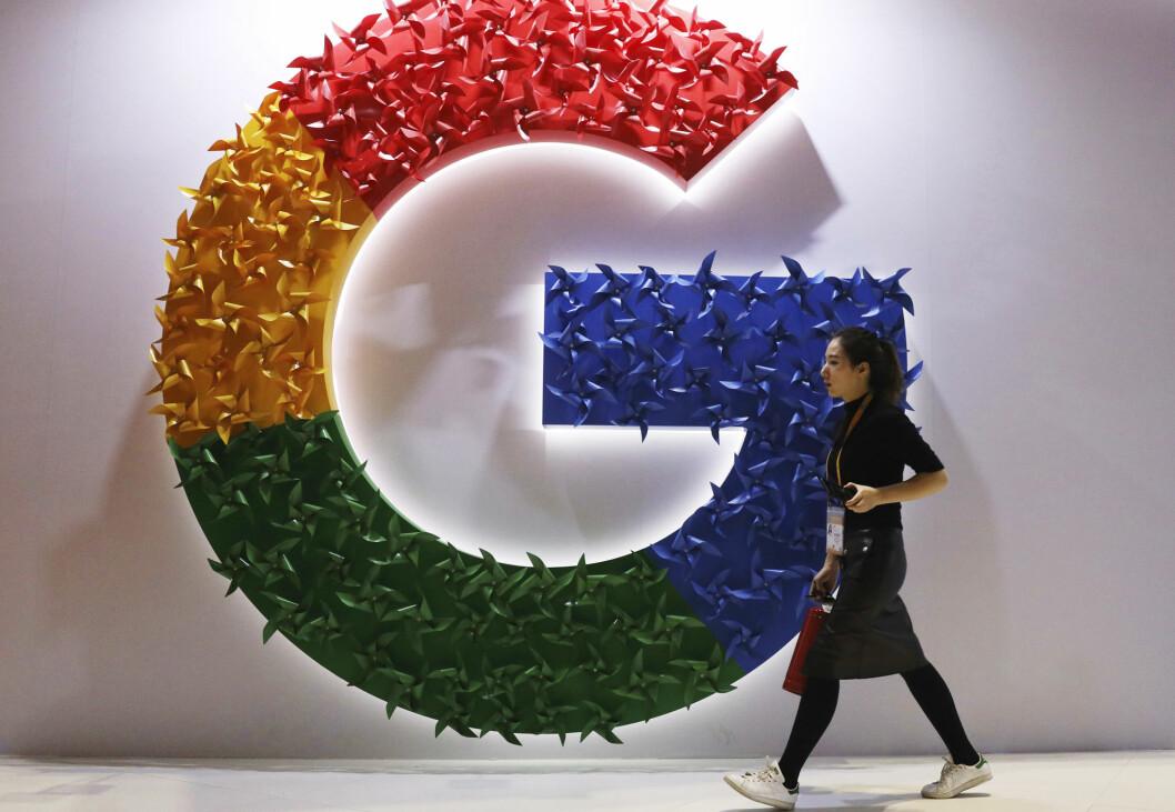 Google får nok en gigantbot i Frankrike.