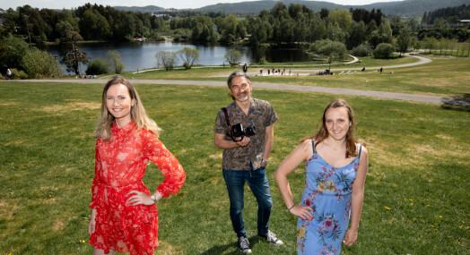 Torstein har dekket Lørenskog i over tretti år. Nå blir han skrivende leder for ny lokalavis