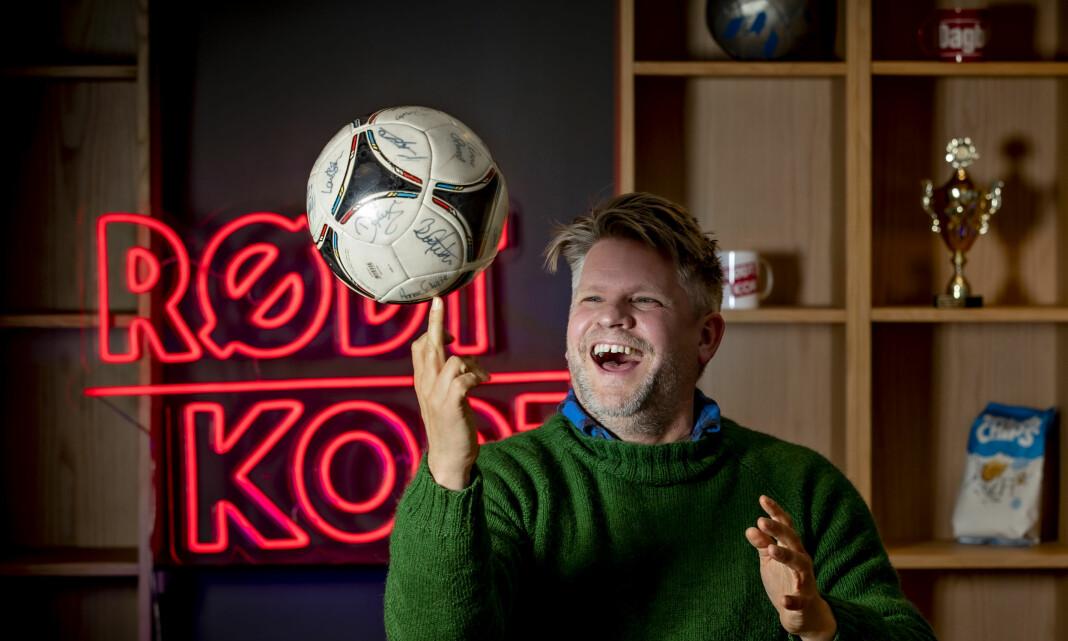 Håvard Lilleheie til Dagbladet TV