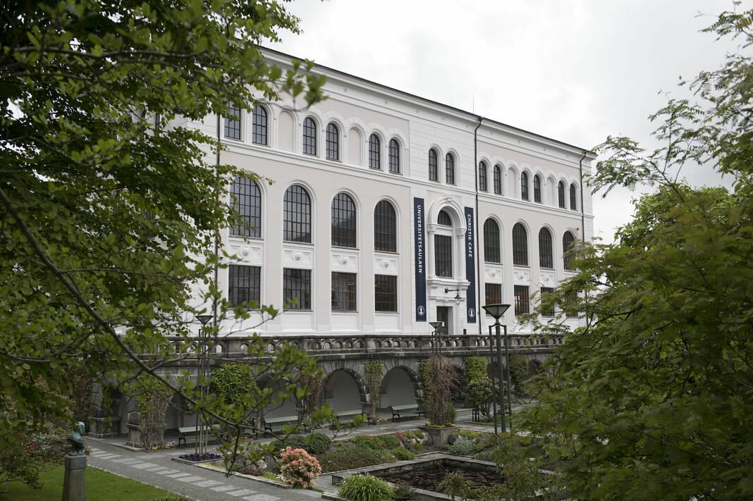 UiB- og Oslo Met-forskere leder Worlds of Journalism-prosjektet i Norge. Her fra Universitetet i Bergen.