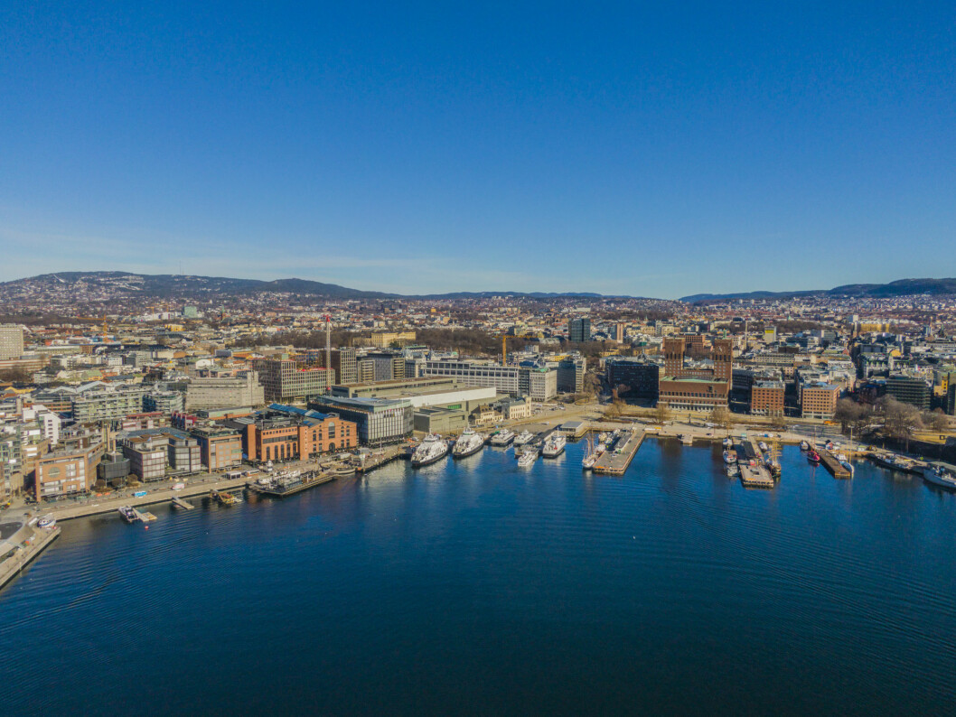 – I motsetning til andre byer i Norge har Oslo i liten grad hatt redaksjonell dekning av lokale forhold, sier direktør Stein Slyngstad i Oslo kommune.