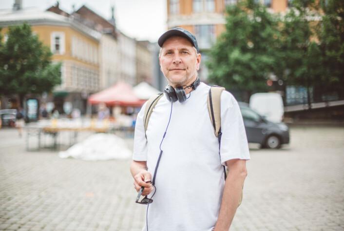 – Det bør være unødvendig å måtte oppdra andre pressefolk om presseetikk, mener nettredaktør i Blikk, Reidar Engesbak.