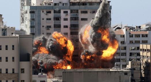 AP etterlyser beviser for at Hamas benyttet bygning i Gaza