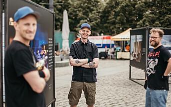 – Nå som Oslo åpner igjen og vi får tilbake livet, vil vi minne folk på den dårlige stemningen som har vært det siste halvannet året