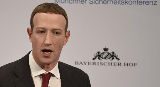 Facebook lar ansatte fortsette med hjemmekontor