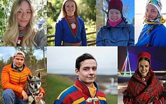 Syv NRK Sápmi-talenter klare: Så mange gode søkere at gruppa ble utvidet