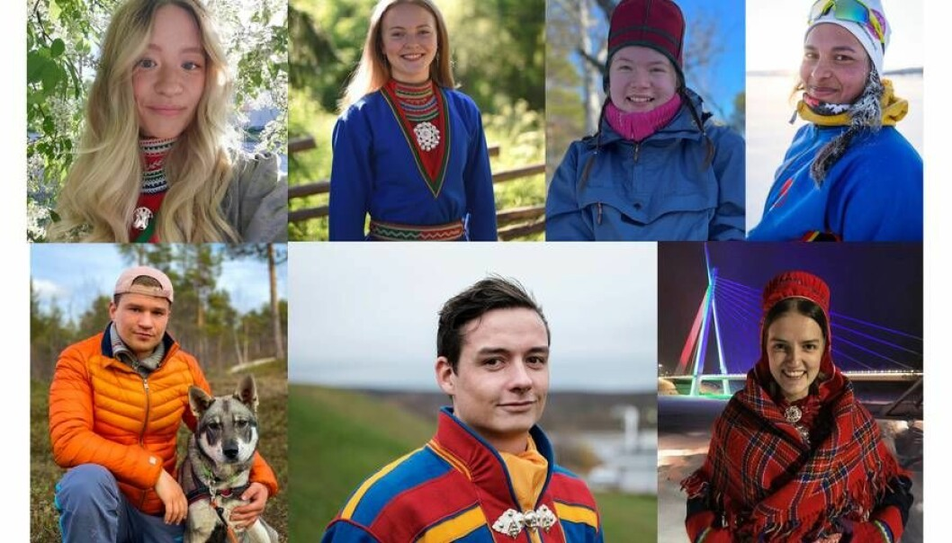 NRK Sápmi har valgt ut syv talenter til rekruttering- og kvalifiseringsprogram.