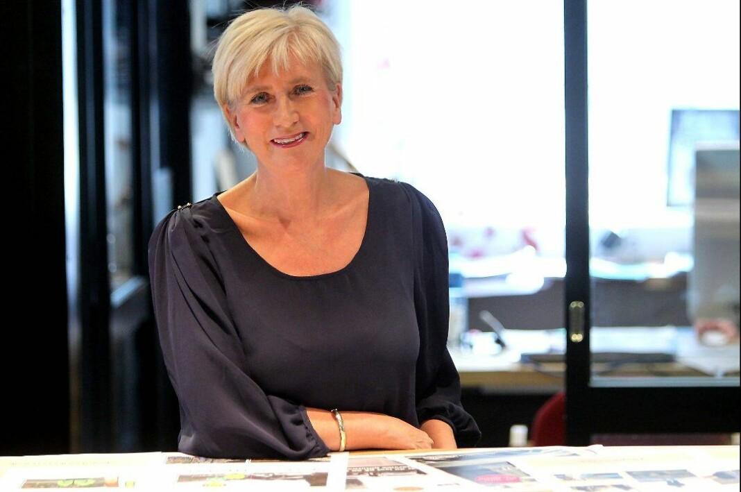 Tone Angell Jensen går av med pensjon etter 31 år i mediebransjen som journalist, kommentator og redaktør.