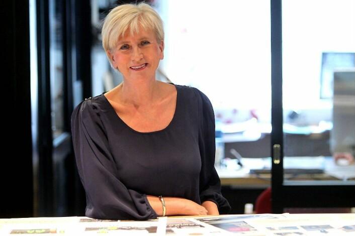 Nordlys' første kvinnelige redaktør blir pensjonist