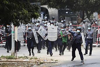 Amerikansk journalist løslatt i Myanmar