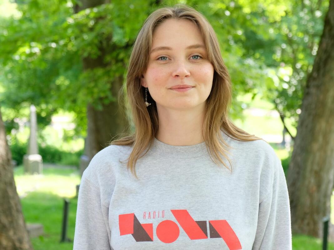 Radio Novas nye redaktør, Ina Elizabeth Sletten, har bakgrunn som journalist og redaksjonsleder for filmprogrammet Nova Noir.