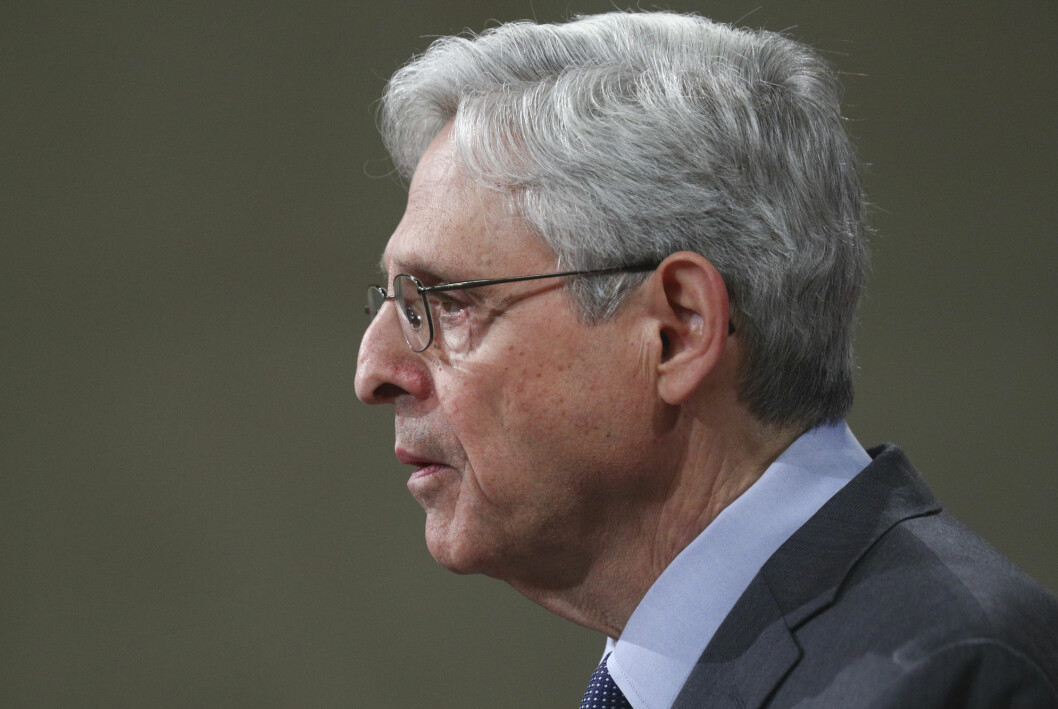 USAs justisminister Merrick Garland vil skjerpe reglene.