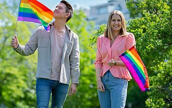 NRK skal sende direkte fra Pride