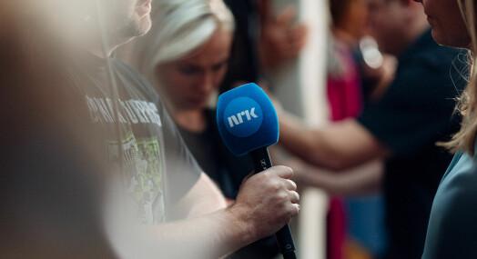 NRK sliter fremdeles med nynorskkravet
