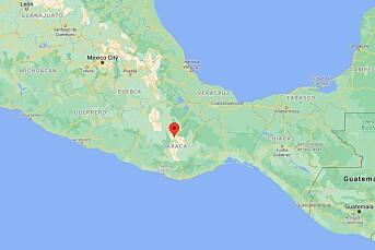 Journalist skutt og drept i Mexico