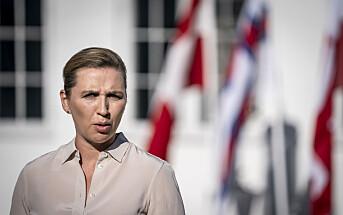 Danmarks regjering vil skjerpe reguleringen av IT-gigantene