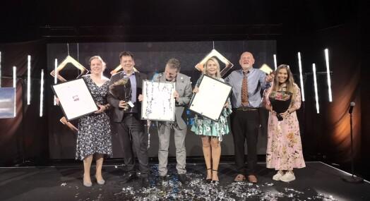 Dølen og Kyst og Fjord er kåret til Årets lokalaviser