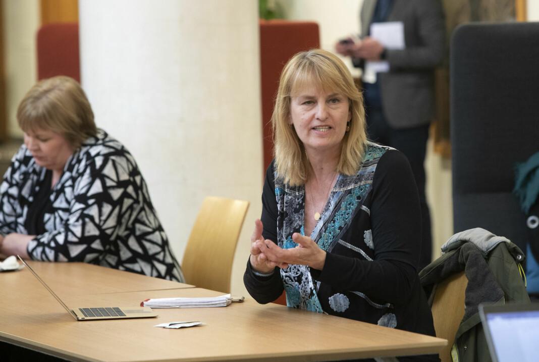– Undersøkelsen viser at bransjens bevisste satsning på bedre kjønnsbalanse gir resultater, sier Randi S. Øgrey, administrerende direktør i MBL.