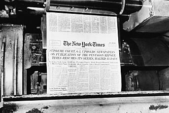 Pentagon Papers, lekkasjen som endret en krig