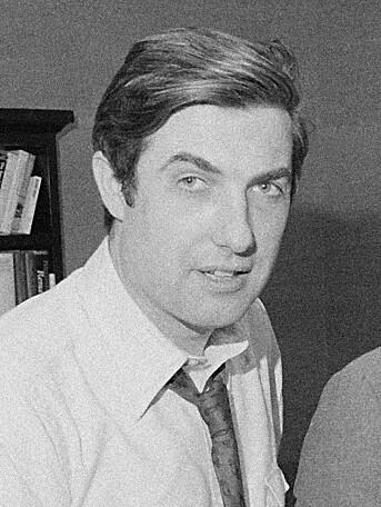 Neil Sheehan, NYT-journalisten som først fikk tilgang til papirene.